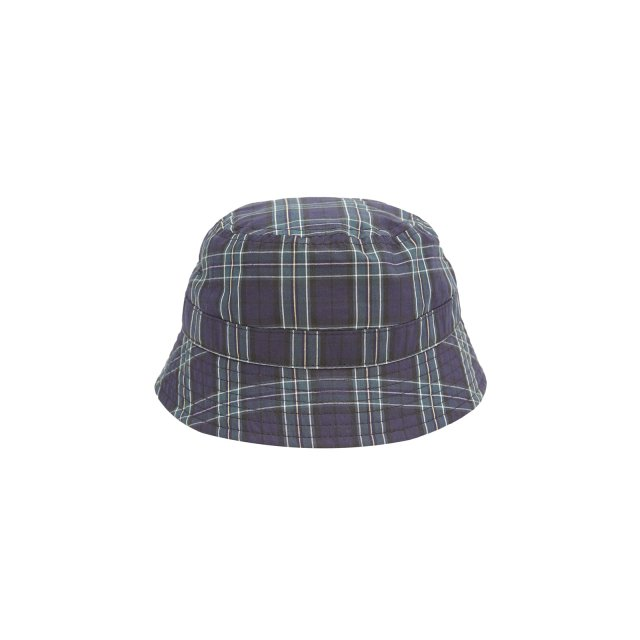 WHIMSY / TARTAN PLAID HAT NAVY