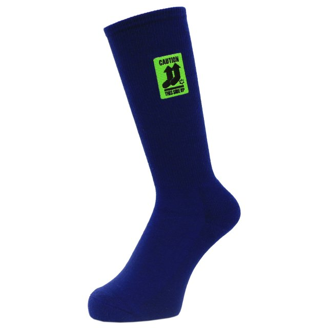 WHIMSY / THIS SIDE UP SOCKS NAVY
