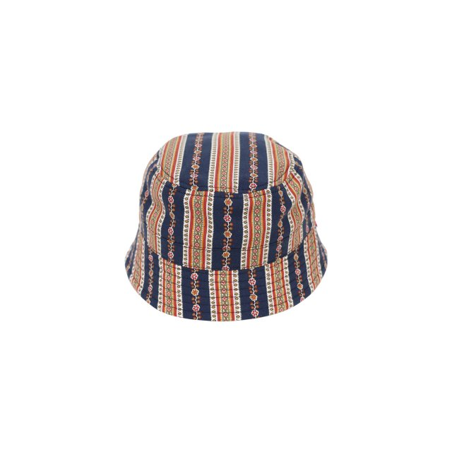 WHIMSY / FLORAL HAT NAVY