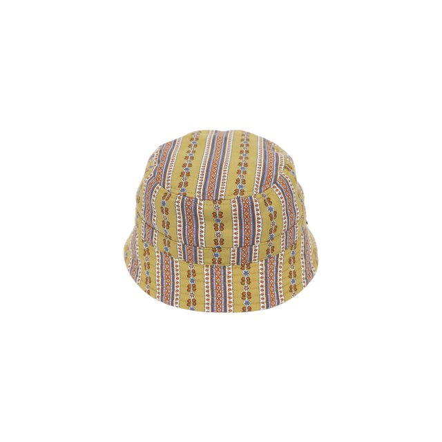 WHIMSY / FLORAL HAT YELLOW