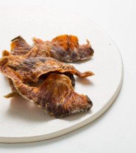 鮭 スライスジャーキー 150g