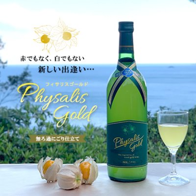 Physalis Gold  (ワイン:果実酒) すぐのお届けになります。<img class='new_mark_img2' src='https://img.shop-pro.jp/img/new/icons1.gif' style='border:none;display:inline;margin:0px;padding:0px;width:auto;' />