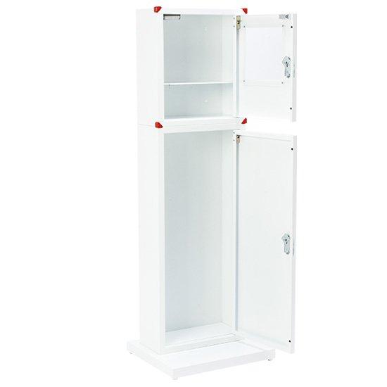 AED収納ボックス スタンド付 (背面重心タイプ)【別途送料・都度見積り】49