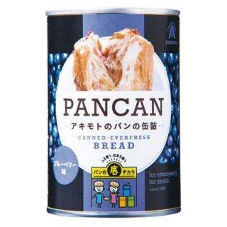 缶入りソフトパン 24缶入 ブルーベリー味