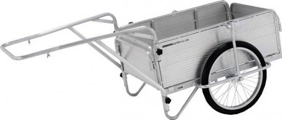 折りたたみ式リヤカー HKM-150
