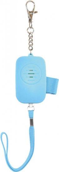防水非常用ブザー ブルー 703548