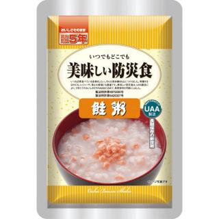 美味しい防災食 鮭粥 50食入