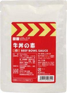レスキューフーズ 牛丼の素 24食入