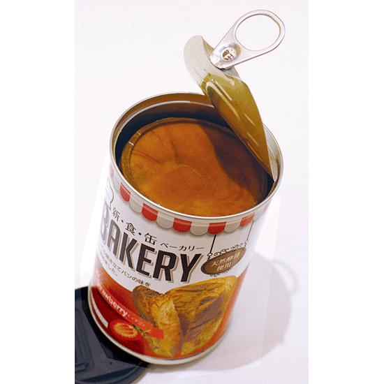 新食缶ベーカリー 缶入りソフトパン イチゴ 24缶入49