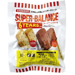 スーパーバランス  6YEARS 20袋入 ※欠品中 21/6月上旬入荷予定