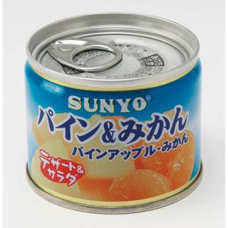 パイン&みかん 24缶入×2箱