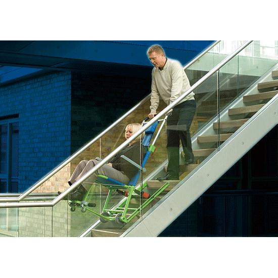 非常用階段避難車エクセルチェアー 49