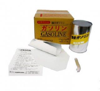 混合ガソリン缶詰 混合比率100:1 1L×4缶入【別途送料・都度見積り】