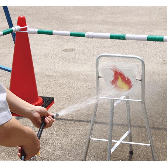 消火訓練用標的 回転式 49