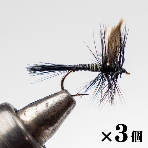 ブラックナットクイルボディー×3 (A-4)