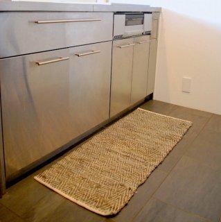 Sisam ジグザグマット S キッチンサイズ