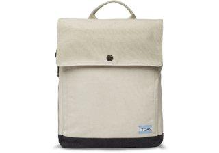 [送料無料] TOMS Trekker Backpack トレッカーバックパック Natural