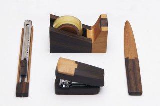 magno SeTO-2 木製ステーショナリー4点セット