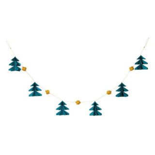<img class='new_mark_img1' src='https://img.shop-pro.jp/img/new/icons5.gif' style='border:none;display:inline;margin:0px;padding:0px;width:auto;' />People Tree クリスマスツリーのガーランド