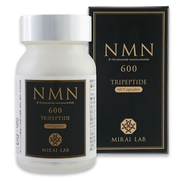 NMN+トリペプチド (60カプセル)