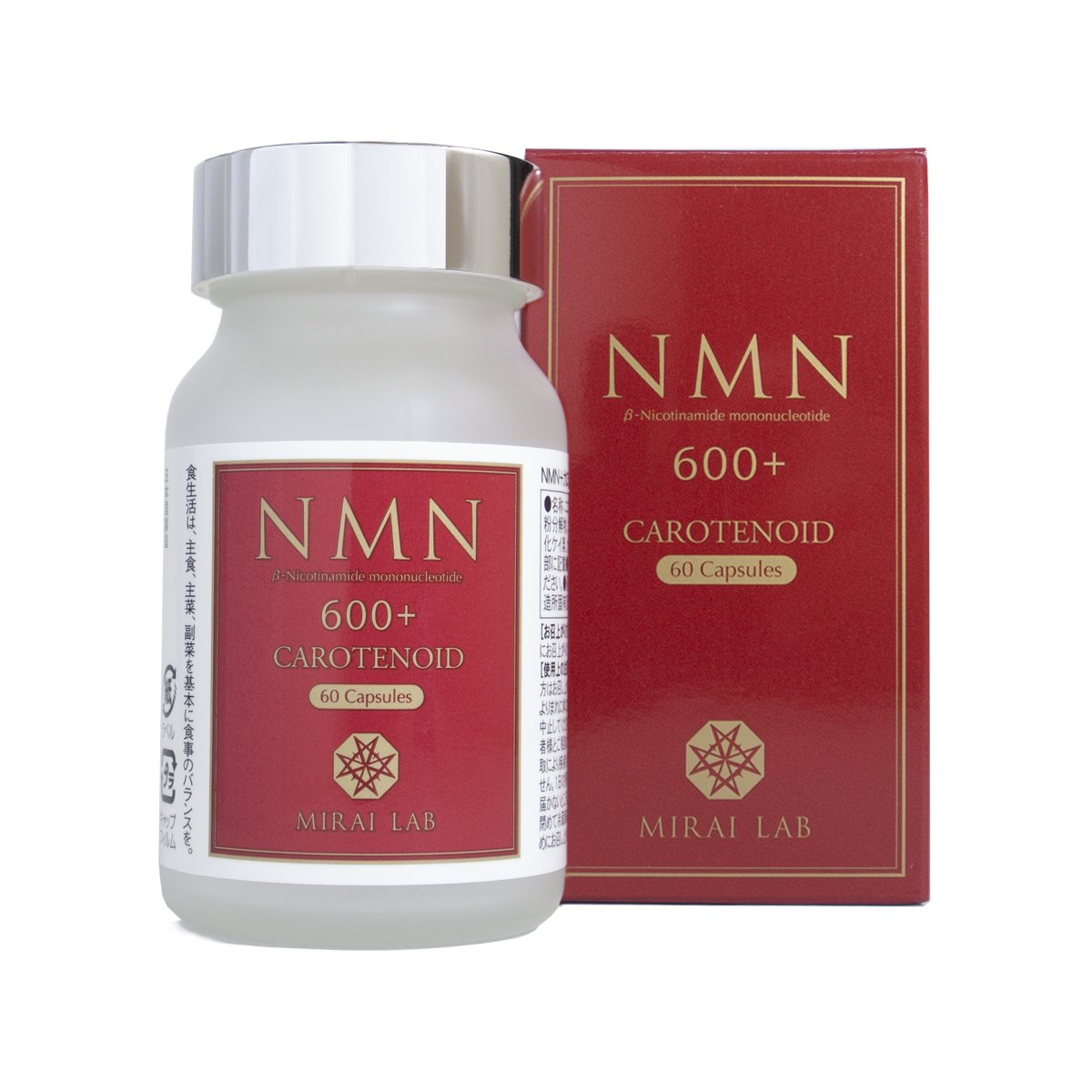 NMN+カロテノイド プラス (60カプセル)