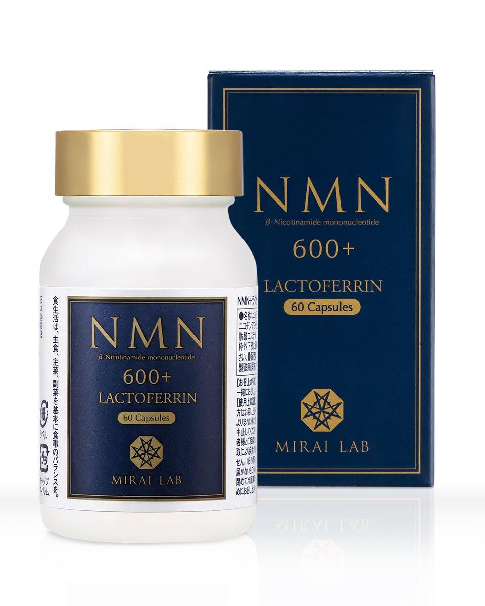 NMN+ラクトフェリンプラス(60粒)
