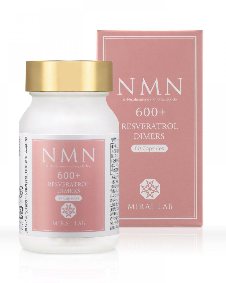 NMN + レスベラトロール 二量体 プラス