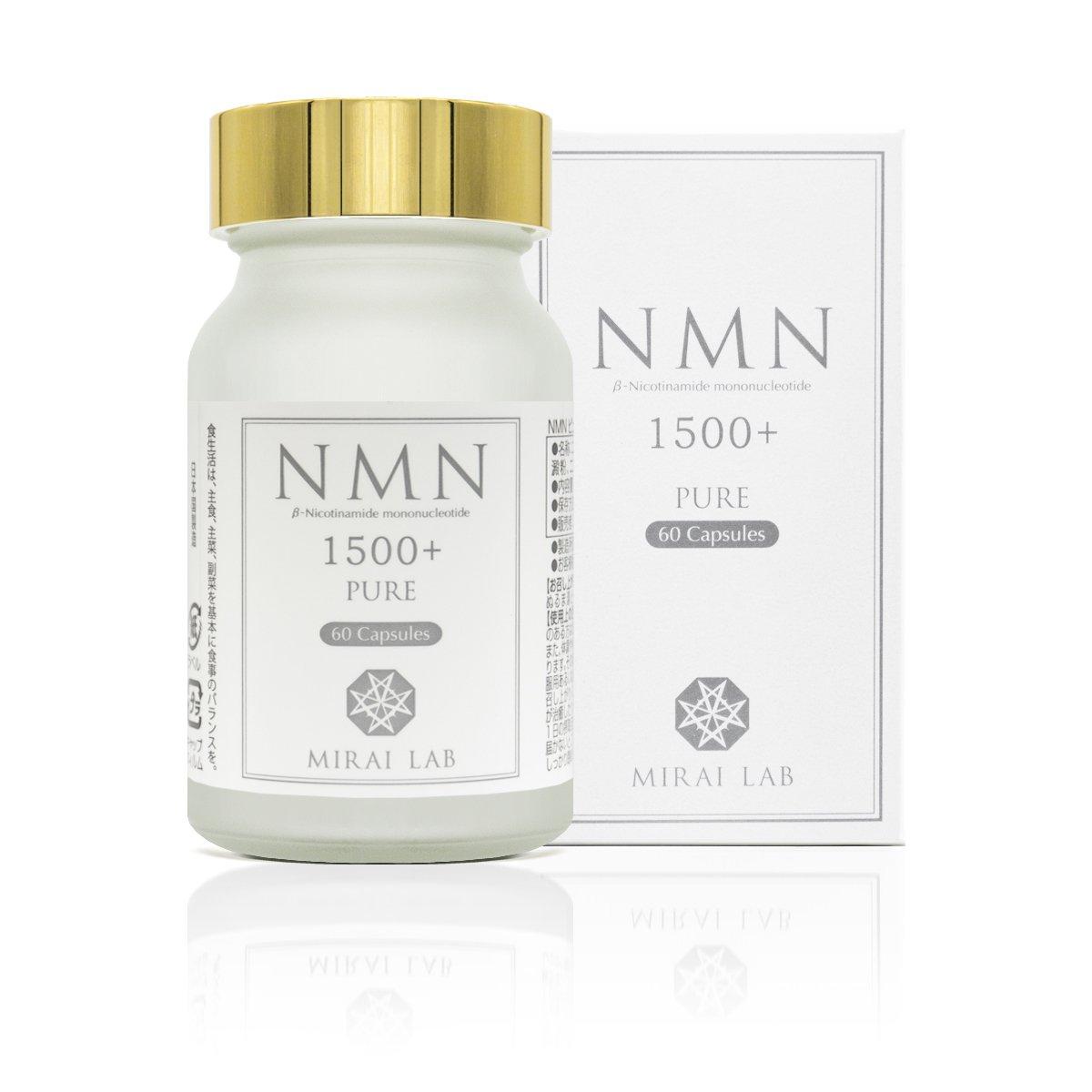 NMN ピュア 1500 プラス (60粒)