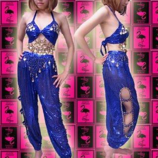 【SALE】ベリーダンス衣装練習着ロングパンツ