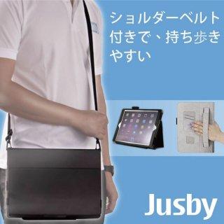 アクティプロlite  ショルダーベルト ハンドストラップ スタンド機能付 for iPad Air 1 / Air 2