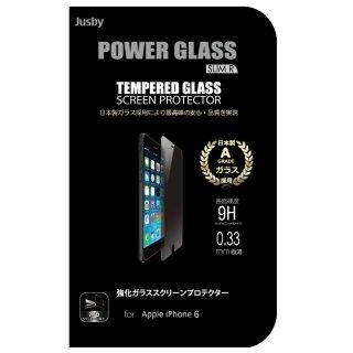 POWERGLASS 強化ガラス (iPhone6 4.7インチ)