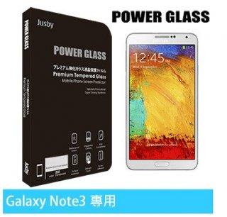 POWERGLASS 強化ガラス (GALAXY  note3 SC-01F)