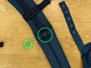 (4)左:肩側凸スナップとれ