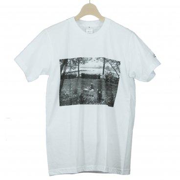 JimagraphyジーマグラフィPrinted T-shirtVacation