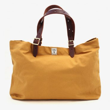 South2 West8 サウスツーウエストエイト - Sunforger Canal Park Tote - Classic - Suntan