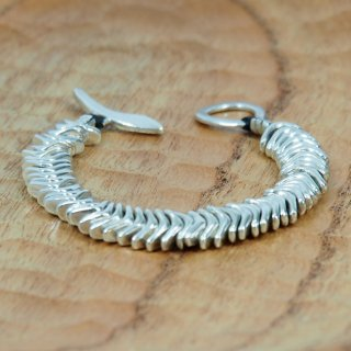 JILL PLATNERarrow head braceletBlack