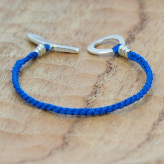 JILL PLATNERjp clasp braceletDark Blue