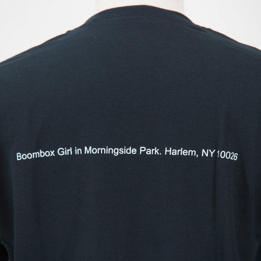 FilPhiesBoombox Girlin Morningside ParkHarlem, NY 10027Black