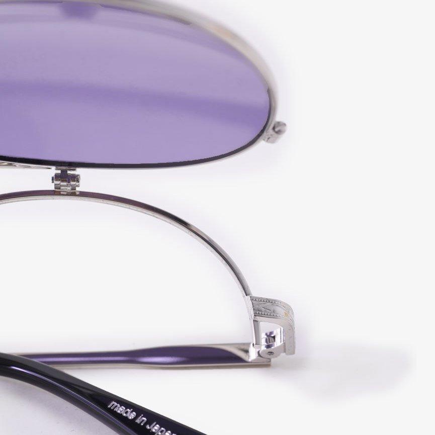 NeedlesGlasses - SeanSunglassSilver