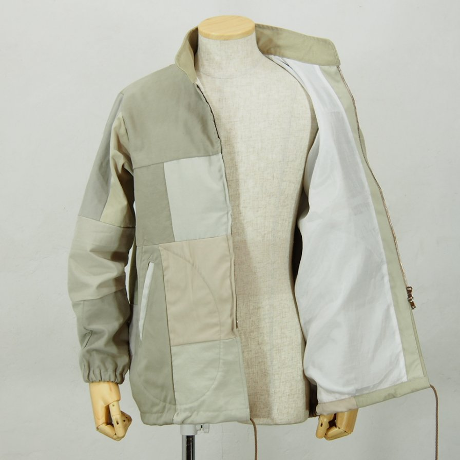 Rebuild by NeedlesChino Pant→Zipped Coach Jacket