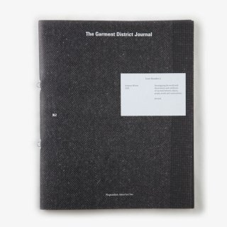 GARMENT DISTRICT / JOURNAL ISSUE No 2