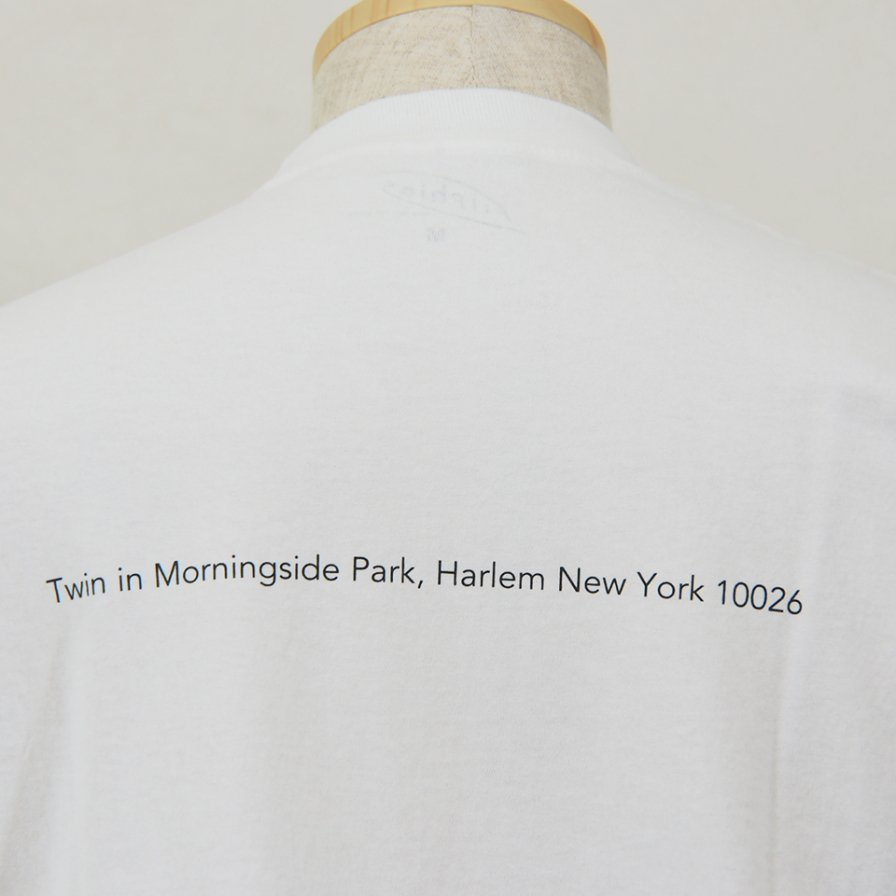 FilPhies - Twin in Morningside Park, Harlem New York 10026 - White