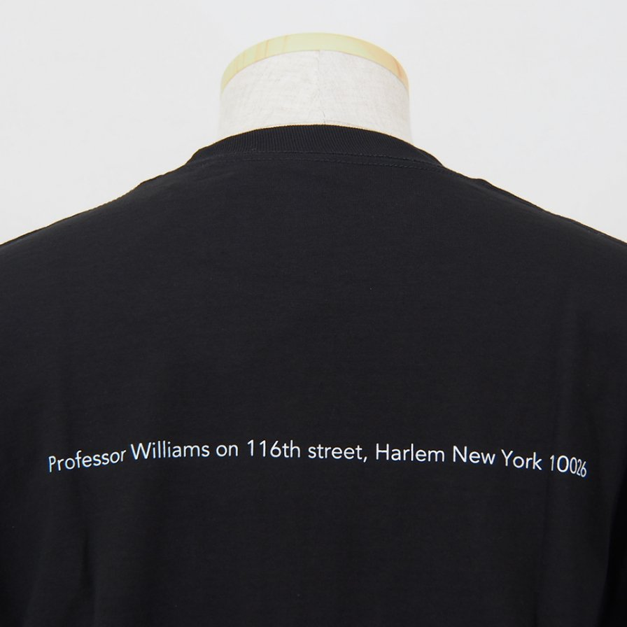 FilPhies - Professor Williams on 116th street, Harlem New York 10026 - Black
