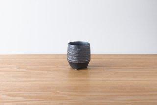 KIHARA - 香酒盃 - 晶銀かすり - Sサイズ