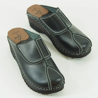 Needles ニードルズ × Troentorp トロエントープ - Swedish Clog - Smooth / Gasset  - Natural Stitch