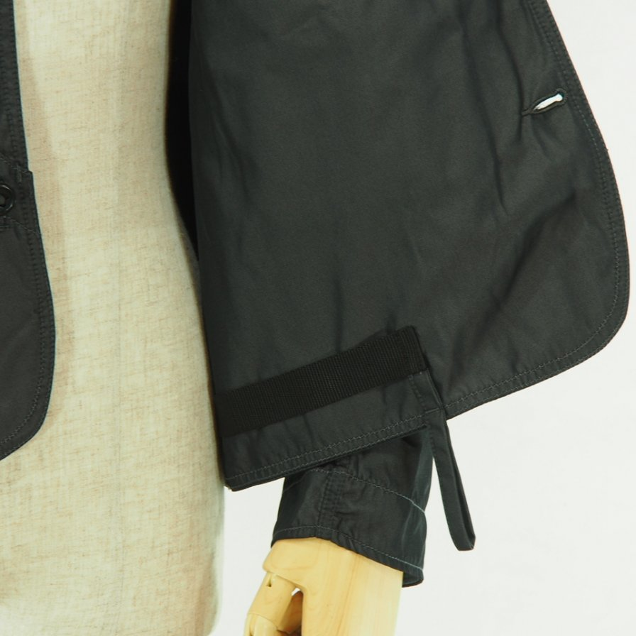 South2 West8 サウスツーウエストエイト - Tenkara Jacket - Poly Gabardine - Charcoal