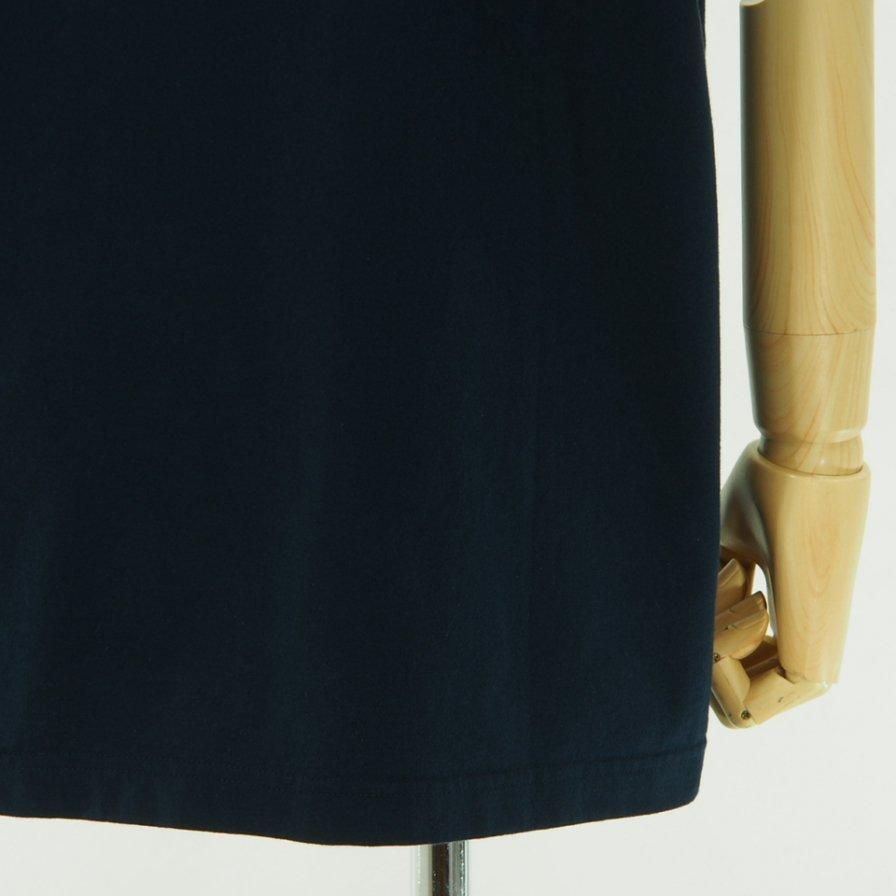 ts(s) ティーエスエス - Line Print Tshirt - Navy