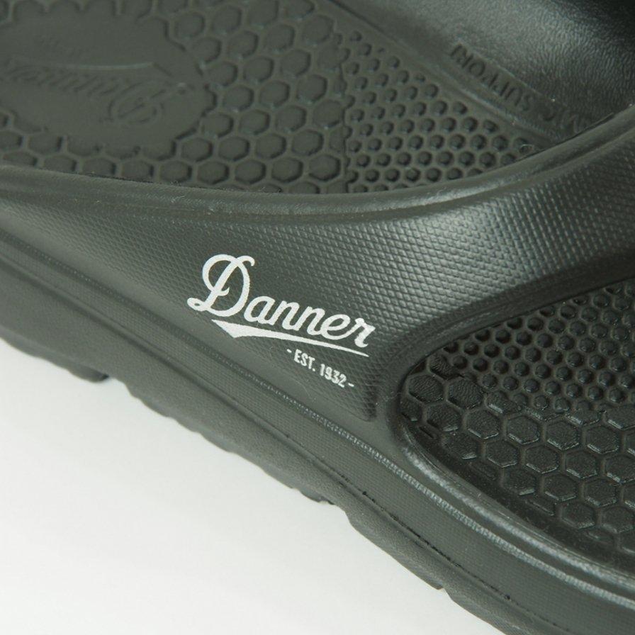 Danner ダナー - MIZUGUMO FLIP ミズグモフリップ - Black