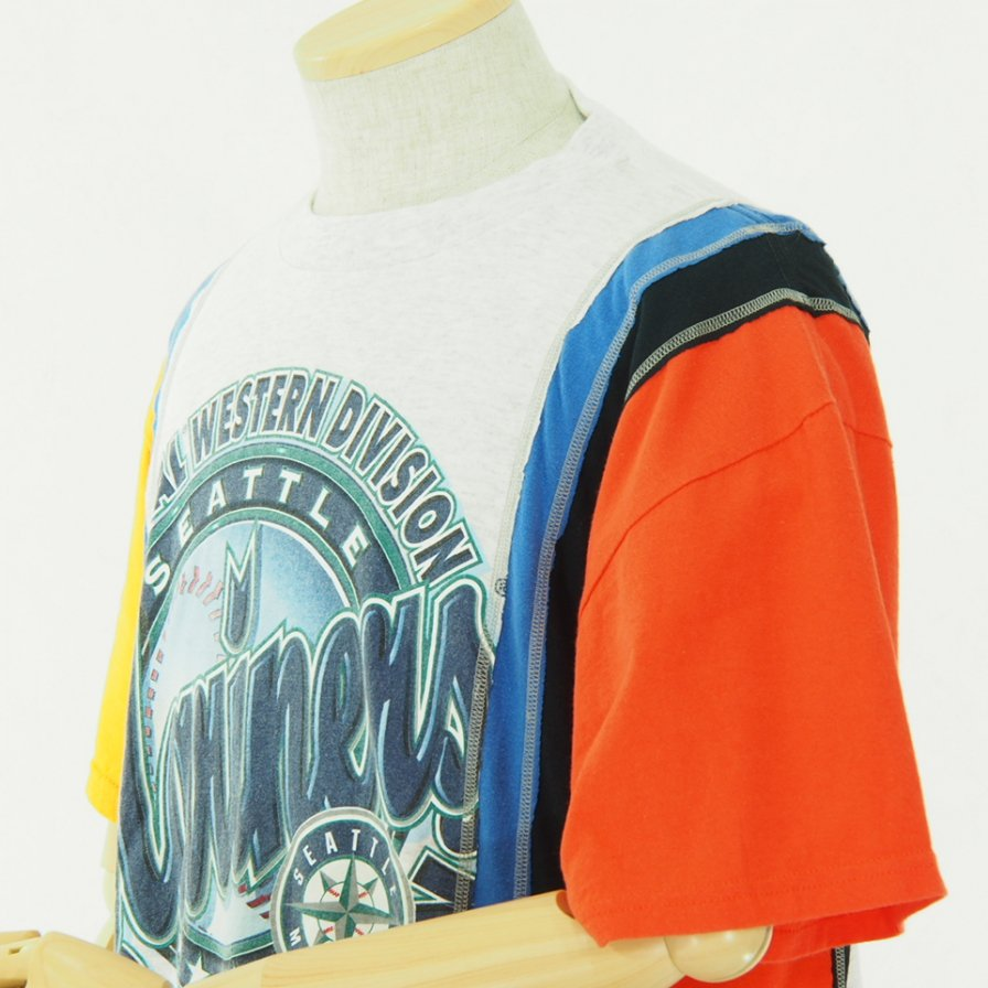 Rebuild by Needles - 7 Cuts Tee - College