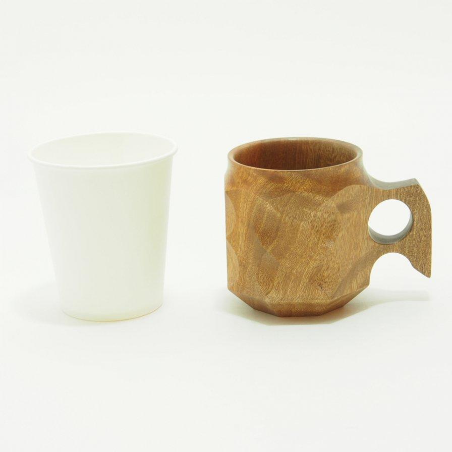 AKIHIRO WOODWORKS アキヒロウッドワークス - Jincup Shizuku M ジンカップ 滴